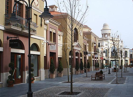 Las-Rozas-Village