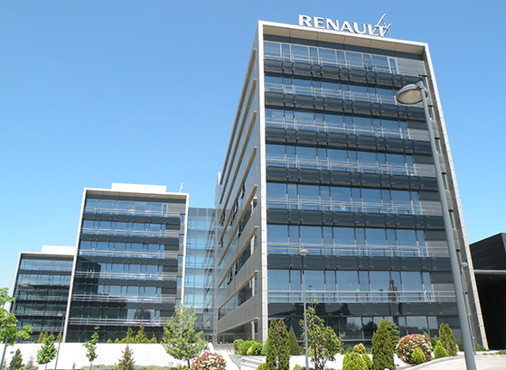 nueva sede renault