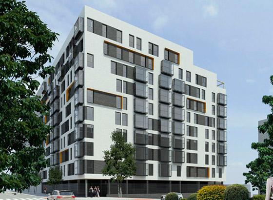"Residential development: ""Habitaqua III – Valdebebas"""
